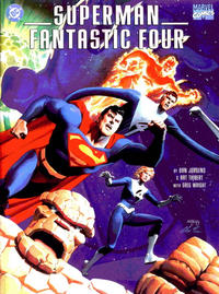 Cover Thumbnail for Superman / Fantastic Four (DC, 1999 series)