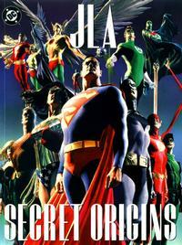 Cover Thumbnail for JLA: Secret Origins (DC, 2002 series)