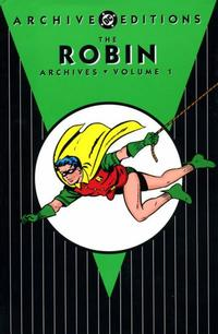 Cover Thumbnail for Robin Archives (DC, 2005 series) #1