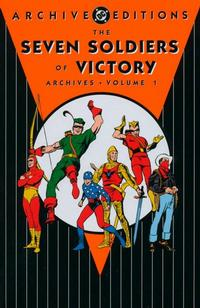 Cover Thumbnail for Seven Soldiers of Victory Archives (DC, 2005 series) #1
