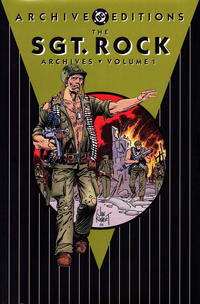 Cover Thumbnail for The Sgt. Rock Archives (DC, 2002 series) #1