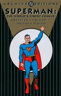 Cover Thumbnail for Superman: The World's Finest Comics Archives (DC, 2004 series) #1