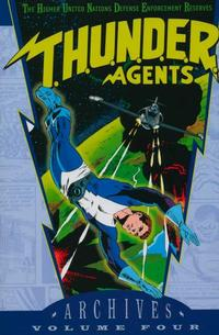 Cover Thumbnail for T.H.U.N.D.E.R. Agents Archives (DC, 2002 series) #4