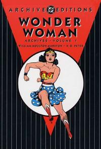 Cover Thumbnail for Wonder Woman Archives (DC, 1998 series) #1 [First Printing]