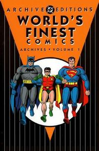 Cover Thumbnail for World's Finest Comics Archives (DC, 1999 series) #1