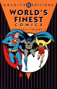 Cover Thumbnail for World's Finest Comics Archives (DC, 1999 series) #2