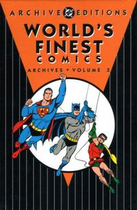 Cover Thumbnail for World's Finest Comics Archives (DC, 1999 series) #3