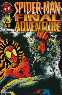 Cover Thumbnail for Spider-Man: The Final Adventure (Marvel, 1995 series) #3