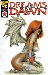 Cover Thumbnail for Dawn 1/2: Dreams of Dawn (Sirius Entertainment; Wizard, 1999 series) #1/2