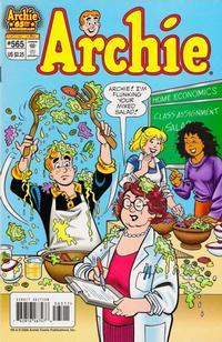 Cover Thumbnail for Archie (Archie, 1959 series) #565