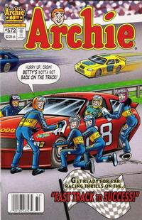 Cover Thumbnail for Archie (Archie, 1959 series) #572