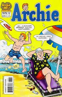 Cover Thumbnail for Archie (Archie, 1959 series) #575