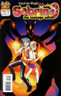 Cover Thumbnail for Sabrina the Teenage Witch (Archie, 2003 series) #75
