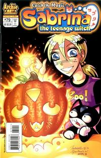 Cover Thumbnail for Sabrina the Teenage Witch (Archie, 2003 series) #79