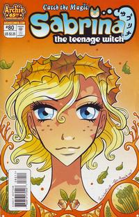 Cover Thumbnail for Sabrina the Teenage Witch (Archie, 2003 series) #80