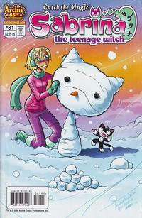 Cover Thumbnail for Sabrina the Teenage Witch (Archie, 2003 series) #81