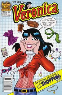 Cover Thumbnail for Veronica (Archie, 1989 series) #176