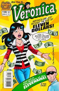 Cover Thumbnail for Veronica (Archie, 1989 series) #180