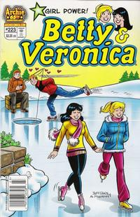 Cover Thumbnail for Betty and Veronica (Archie, 1987 series) #223