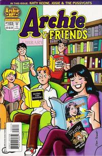 Cover Thumbnail for Archie & Friends (Archie, 1992 series) #103