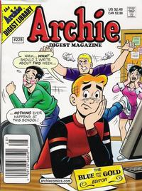 Cover Thumbnail for Archie Comics Digest (Archie, 1973 series) #228