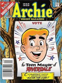 Cover Thumbnail for Archie Comics Digest (Archie, 1973 series) #229