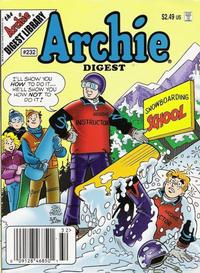 Cover Thumbnail for Archie Comics Digest (Archie, 1973 series) #232