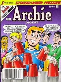 Cover Thumbnail for Archie Comics Digest (Archie, 1973 series) #234 [Newsstand]