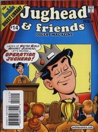 Cover Thumbnail for Jughead & Friends Digest Magazine (Archie, 2005 series) #14