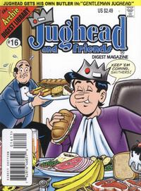 Cover Thumbnail for Jughead & Friends Digest Magazine (Archie, 2005 series) #16