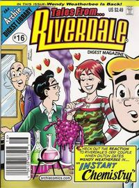 Cover Thumbnail for Tales from Riverdale Digest (Archie, 2005 series) #16