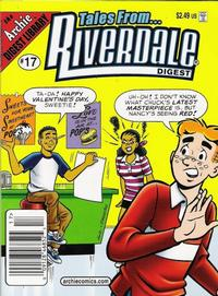 Cover Thumbnail for Tales from Riverdale Digest (Archie, 2005 series) #17