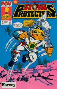 Cover Thumbnail for Stone Protectors (Harvey, 1994 series) #1