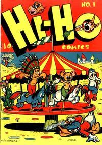 Cover Thumbnail for Hi-Ho Comics (Four Star Publications, 1946 series) #1