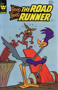 Cover Thumbnail for Beep Beep the Road Runner (Western, 1966 series) #97