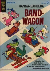 Cover Thumbnail for Hanna-Barbera Bandwagon (Western, 1962 series) #3