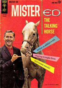 Cover Thumbnail for Mister Ed, the Talking Horse (Western, 1962 series) #2