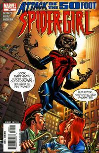 Cover Thumbnail for Spider-Girl (Marvel, 1998 series) #90