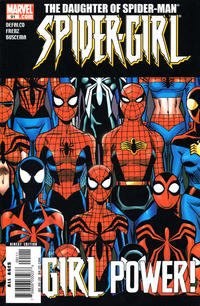 Cover Thumbnail for Spider-Girl (Marvel, 1998 series) #91