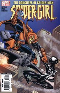 Cover Thumbnail for Spider-Girl (Marvel, 1998 series) #99