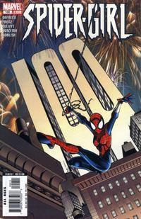 Cover Thumbnail for Spider-Girl (Marvel, 1998 series) #100