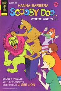 Cover Thumbnail for Hanna-Barbera Scooby Doo... Where Are You! (Western, 1970 series) #16