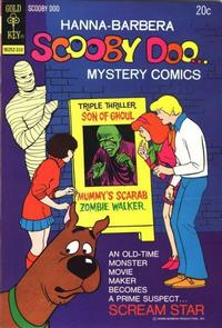 Cover Thumbnail for Hanna-Barbera Scooby-Doo...Mystery Comics (Western, 1973 series) #21