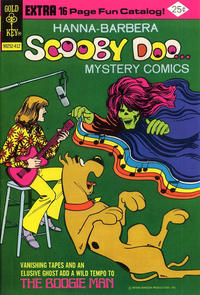 Cover Thumbnail for Hanna-Barbera Scooby-Doo...Mystery Comics (Western, 1973 series) #29