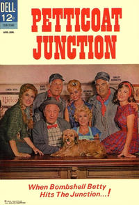 Cover Thumbnail for Petticoat Junction (Dell, 1964 series) #3