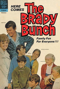 Cover Thumbnail for The Brady Bunch (Dell, 1970 series) #1