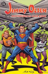 Cover Thumbnail for Jimmy Olsen: Adventures by Jack Kirby (DC, 2003 series) #[1]