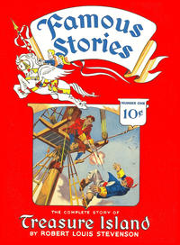 Cover Thumbnail for Famous Stories (Dell, 1942 series) #1