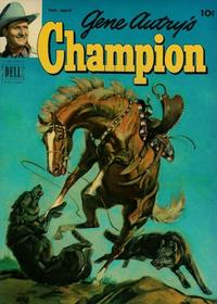 Cover Thumbnail for Gene Autry's Champion (Dell, 1951 series) #5