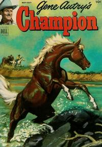 Cover Thumbnail for Gene Autry's Champion (Dell, 1951 series) #6
